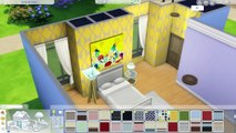 BRIGHT TEEN BEDROOM [ The Sims 4 Room Build ]