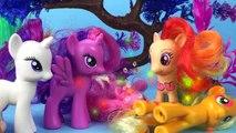 My Little Pony Mermaids Episodes Part 3 w/ Pinkie Pie, Applejack, Rainbow Dash, Rarity plus DIY Pony