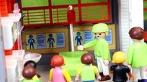 PLAYMOBIL Film deutsch: FEUERWEHRMANN in KITA, SCHULE & KRANKENHAUS | Familie Kinderfilm für Kinder