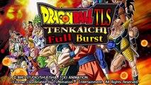 DB TLS Tenkaichi Full Burst - Goku All Forms (Base,SSJ,SSJ2,SSJ3,SSGOD,SSJBLUE,Kaioken 10x,SSJ4)
