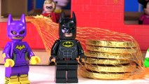 Batman Lego Movie Toy Surprise Boxes Joker Harley Quinn Robin Batgirl - Stop Motion!