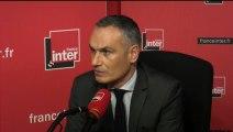 Arnaud Danjean au micro de Nicolas Demorand