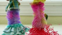 LPS: DIY Tutorial How to Make an LPS Mermaid Tail (1,000 Subscribers Special)