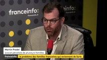 """Retour de Françaises de Syrie : """"Elles savent qu'elles devront rendre des comptes"""""""