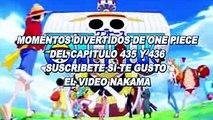 One Piece momentos divertidos 586! Mr 2 Abandona A Luffy Y Luffy Pelea Contra Magellan One Piece