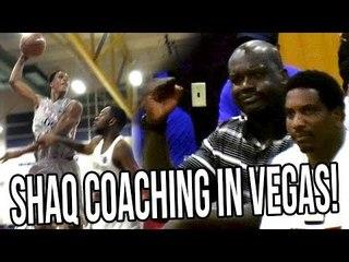 SHAQ Coaches His Son Shareef & Cal Supreme In Las Vegas! Cal Supreme VS Team Final FULL HIGHLIGHTS