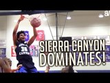 Sierra Canyon VS Crossroads Without Shareef O'Neal or Ira Lee! | FULL HIGHLIGHTS