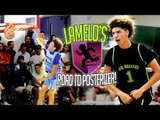How LaMelo Ball's Dunking Ability EVOLVED In 220 Days - LaMelo's Road to DUNKING