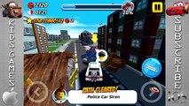 Cartoon LEGO : Fire Truck. Lego Police. Police Car | LEGO Game My City 2 | NEW LEGO Airport