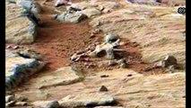 100 Mars Anomalies, Mars Rover Curiosity new