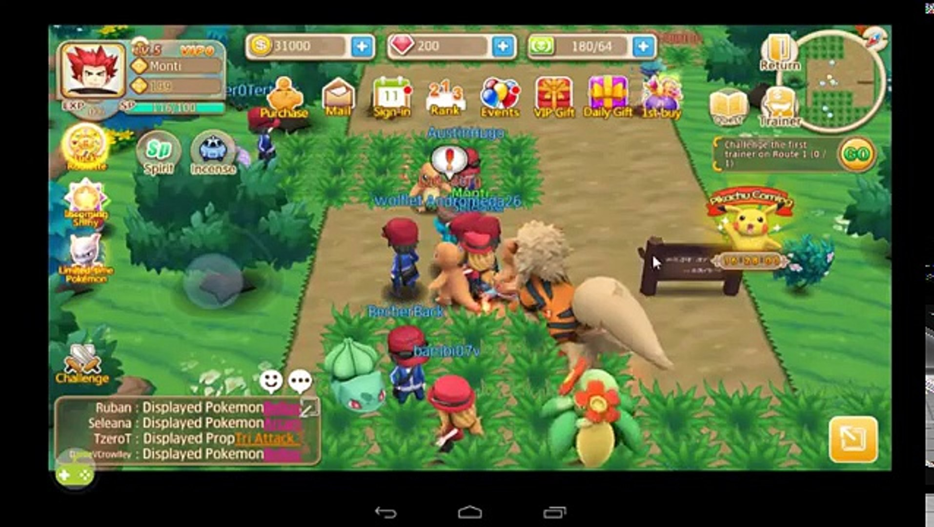 monster park apk with obb