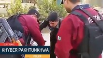 Rescue First Aid to citizen by Khyber Pakhtunkhwa Police (City Patrolling police Peshawar )