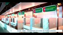 ALSS-AIBD : TRANSFERT EN ZONE DE TURBULENCES