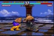 [TAS] Tekken 3 - Heihachi Mishima