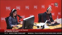 Simone Valente (M5S): Radio Radio - legge elettorale indegna e senza rispetto delle regole - MoVimento 5 Stelle - M5S