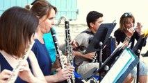 Concert de l'école de musique de Mèze - Atelier musique traditionnelle