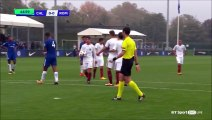 0-1 Andrea Marcucci Penalt Goal UEFA Youth League  Group C - 18.10.2017 Chelsea FC Youth 0-1 AS...