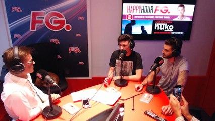 Le duo HUKO en interview sur FG