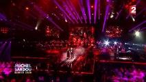 """Dernier Show avec Michel Sardou - Nolwenn Leroy et Michel Sardou interprètent """"Je vais t'aimer"""""""