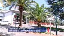 Verso il nuovo parcheggio al Sant'Elia - Verso il nuovo parcheggio al Sant'Elia