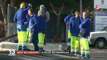 Grève des éboueurs : la colère des Marseillais