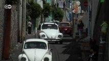 Dünyanın vosvos başkenti: Mexico City