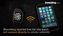 Apple planning to release Apple Watch with cellular connectivity