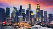 Les 10 villes préférés des fans de High-tech
