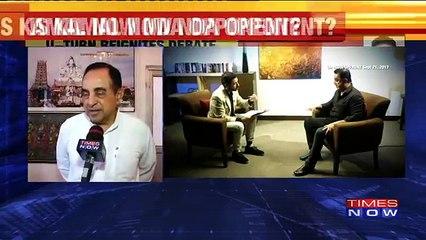Subramanian Swamy, BJP Leader On Kamal Haasan's U-Turn About Demonetisation