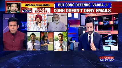 Robert Vadra - Arms Dealer Link- Has Congress Accepted The Facts%3F