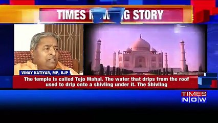 Taj Mahal Used To Be A Hindu Temple Which Was Destroyed By Mughals