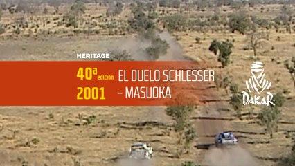 2001: El duelo Schlesser-Masuoka