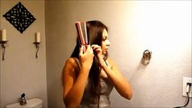 How I Cut My Hair in Layers . at HOME!! │ Long Layered Hair Cut DIY