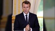 Bouleau, Coudray et Pujadas taclés par Emmanuel Macron