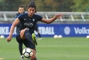France-Angleterre Féminine : la préparation des Bleues I FFF 2017