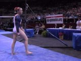 Ashley Kelly - Uneven Bars - 2001 Pontiac American Team Cup - Women