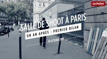 Salle de shoot à Paris : un an après, le premier bilan