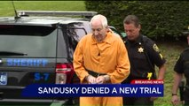 Former Penn State University Coach Jerry Sandusky Denied New Trial