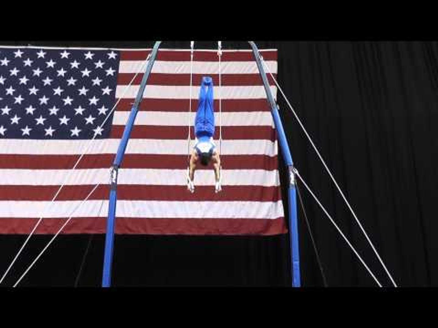 Tanner Justus - Still Rings - 2015 P&G Championships - Jr. Men Day 1