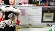 Cruella De Vil Disney Villains Custom Doll Using Barbie - Barbie Doll Reroot Hairstyles