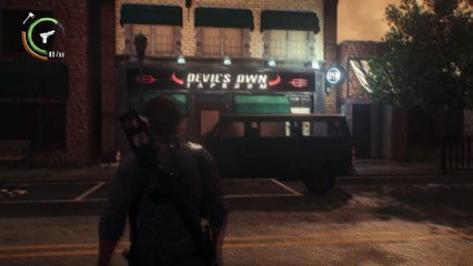 The Evil Within 2 - Collectibles du Chapitre 13
