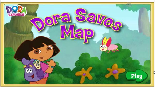 Dora the Explorer - Dora the Explorer Full - Dora Saves Map - Dora the Explorer Cartoon For Kids