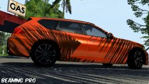 BeamNG Drive Drift, Random Crashes, Fails, Old Mods Compilation