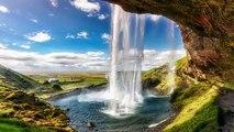 Icelands Most Beautiful Waterfalls - Seljalandsfoss HD 1080p