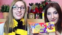 Мы едем в Хогвартс! | Конфетки из Гарри Поттера BEAN BOOZLED CHALLENGE