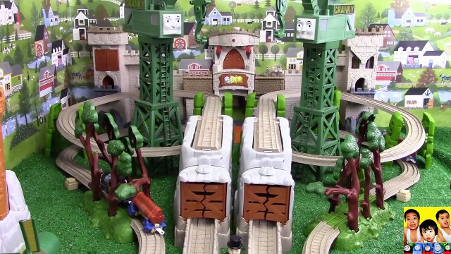 THOMAS AND FRIENDS THE GREAT RACE #155 Thomas and Friends TrackMaster| Thomas & Friends Toy Trains