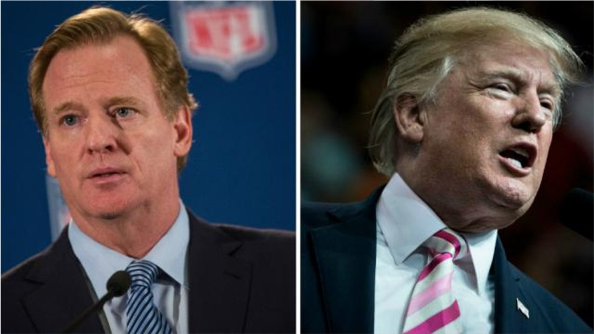 Roger Goodell and NFL Reject Trump's Call to Fire Players who Kneel During National Anthem