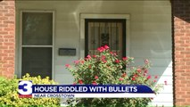 Memphis Home Sprayed With Bullets as Family Ducks for Cover