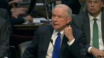 Attorney General Sessions grilled by Senate Judiciary Committee