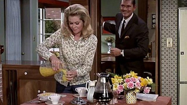 Bewitched (1964-1972) Business, Italian Style-Tatlı Cadı 4.Sezon 3.Bölüm Türkçe Altyazı